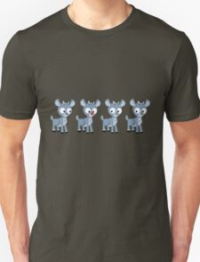 LOOK! It's Rudolph! Unisex T-Shirt