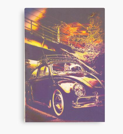 Transport Canvas Print