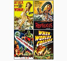 1950s Sci-Fi Poster Collection #2 T-Shirt