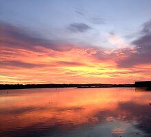Cruden Bay Aberdeenshire Fire Water by JMaxFly