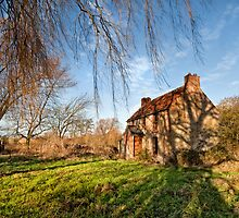 Stenwith Lock Keepers Cottage by cameraimagery