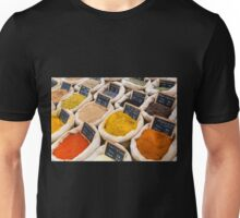 Variety of spices Unisex T-Shirt
