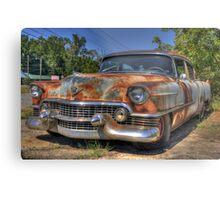 54 Cadillac Metal Print
