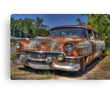 54 Cadillac Canvas Print