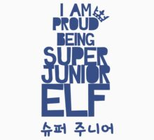 Super Junior ELF Kids Tee