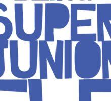 Super Junior ELF Sticker