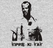Yippee-ki-yay! Kids Clothes