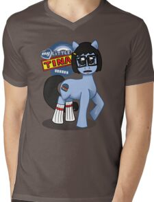 My Little Tina Mens V-Neck T-Shirt