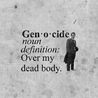 Over my dead body by UtherPendragon
