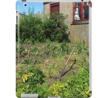 Kitchen Garden iPad Case/Skin