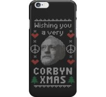 Wishing You A Very Corbyn Xmas iPhone Case/Skin
