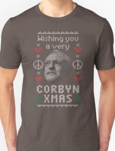 Wishing You A Very Corbyn Xmas T-Shirt