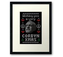 Wishing You A Very Corbyn Xmas Framed Print