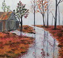 November Mist by Jack G Brauer