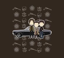 Supernatural cute team free will / Sam & Dean Winchester / Castiel T-Shirt