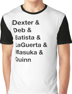 & Dexter Graphic T-Shirt