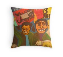 Hoffa Throw Pillow