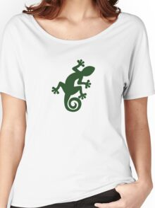 Lizard gecko Women's Relaxed Fit T-Shirt