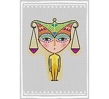 libra zodiac sign Photographic Print