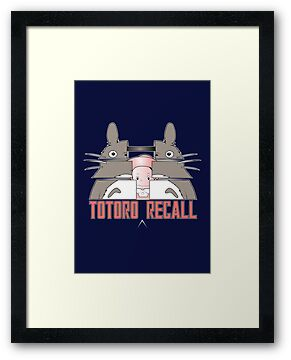 Totoro Recall by GordonBDesigns