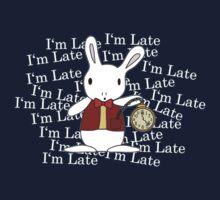 I'm Late by Clara Dziemianko