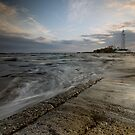 St. Mary's Lighthouse by cieniu1