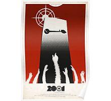 2001 (SK Films) Poster