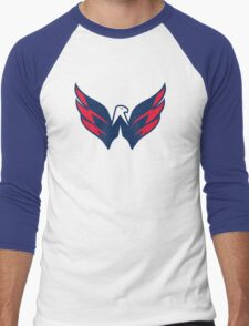 washington capitals Men's Baseball ¾ T-Shirt