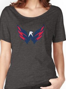 washington capitals Women's Relaxed Fit T-Shirt