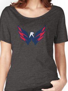 washington capitals Women's Relaxed Fit T-Shirt