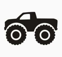 Monster truck  by Designzz