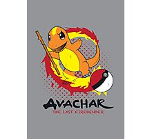 Avachar- The last Firebender Photographic Print