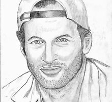 Luke Danes, Gilmore Girls by BrynnH87