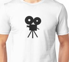 Film camera movie Unisex T-Shirt
