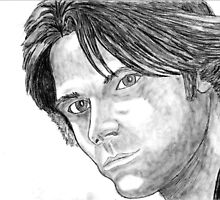 Sam Winchester, Supernatural by BrynnH87