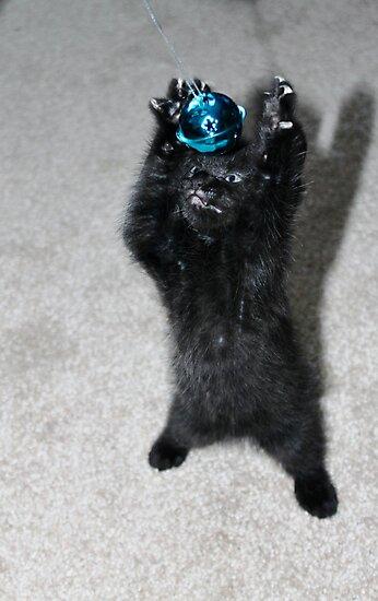 Kitten Monster by Ladymoose