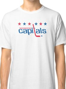 washington capitals Classic T-Shirt
