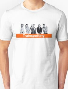 Trainspotting Movie Poster T-Shirt