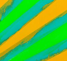 Abstract Color Painting Series-1 by Tamarra