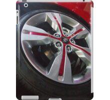 Hyundai Veloster Wheel [ Print & iPad / iPod / iPhone Case ] iPad Case/Skin