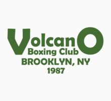 Volcano Boxing Club by GysWorks
