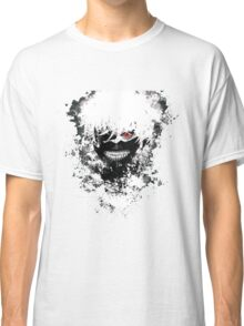 Tokyo Ghoul - The Eyepatch Ghoul (White Version) Classic T-Shirt