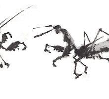 Mantis 2 by williampreston