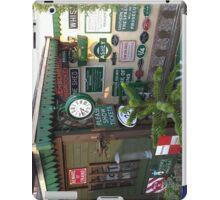 Station Garden iPad Case/Skin