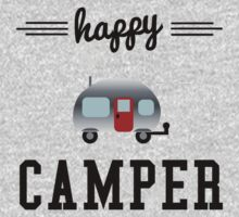 Happy Camper  by Megan Noble