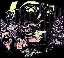 fear and loathing in las vegas black light by magenandstacy
