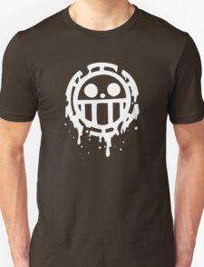 Heart pirates trafalgar law one piece 2 T-Shirt