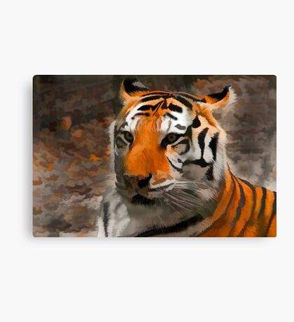 Majestic Beast Canvas Print