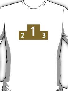 Podium winner T-Shirt