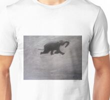 Swimming Elephant Unisex T-Shirt